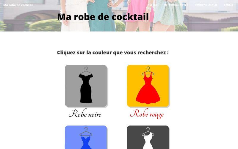Quelle robe de cocktail porter pour un mariage ?